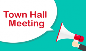 A special town hall meeting Friday, 6/25